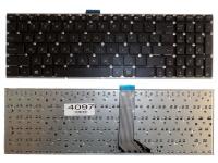 Клавиатура Asus K555L K555LA K555LD K555LN K555LP X555Y X555YI S500, черная без рамки, Прямой Enter