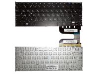 Клавиатура Asus Taichi 21, черная без рамки, Прямой Enter, Оригинал