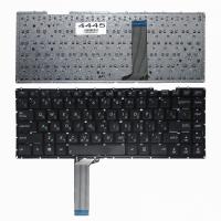 Клавиатура Asus X451 D450, черная без рамки, Прямой Enter