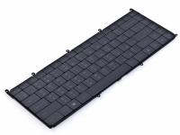 Клавиатура Dell Adamo 13-A101, черная, Подсветка (0U118J )