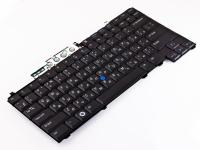 Клавиатура Dell Latitude D620 D630 D631 D820 D830, черная, PointStick (0GM158 )