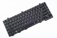 Клавиатура Dell Alienware M14X, черная, Подсветка (0WM824 )