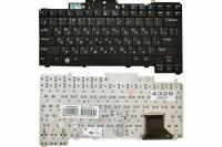 Клавиатура Dell Latitude D620 D630 D631 D820 D830, черная, Оригинал (0GM158 )