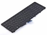 Клавиатура HP ENVY 17, черная/бронзовая, Подсветка (9Z.N4DBQ.10R )