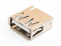 Разъем USB 2.0 single (13х5х15мм) (J016 )