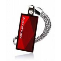 USB флеш накопитель 4Gb Touch 810 red Silicon Power (SP004GBUF2810V1R)
