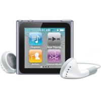 mp3 плеер Apple iPod Nano 6Gen 8GB Blue (MC694QB/A)