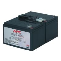 Батарея к ИБП Replacement Battery Cartridge #6 APC (RBC6)