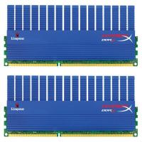Модуль памяти для компьютера DDR3 8GB (2x4GB) 1600 MHz Kingston (KHX1600C9D3T1K2/8GX / KHX1600C9D3T1K2/8G)
