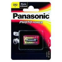 Батарейка PANASONIC CR2 Lithium (CR-2L/1BP)