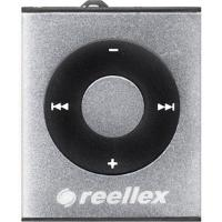 mp3 плеер Reellex UP-26 4GB Silver (UP-26 Silver)