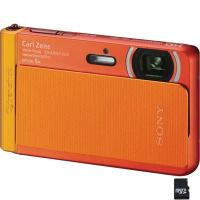 Цифровой фотоаппарат SONY Cyber-shot DSC-TX30 orange (DSCTX30D.RU3)