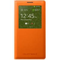 Чехол для моб. телефона Samsung N9000 Galaxy Note 3 (S View Cover) Orange (EF-CN900BOEGRU)