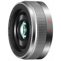 Объектив PANASONIC Lumix G 20mm f/1.7 ASPH metal body black (H-H020AE-K)