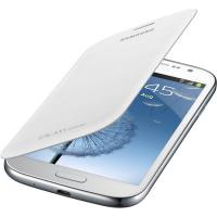 Чехол для моб. телефона Samsung I9082 Galaxy Grand/White/Flip Cover (EF-FI908BWEGWW)