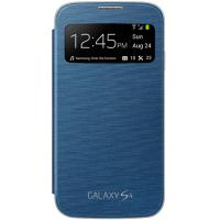 Чехол для моб. телефона Samsung I9500 Galaxy S4/Rigel Blue/S View Cover (EF-CI950BLEGWW)