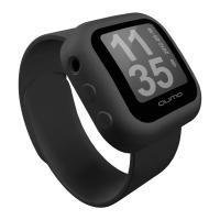 mp3 плеер Qumo QUMO Sportswatch 4GB black (QUMO SPORTSWATCH 4GB black)