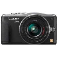 Цифровой фотоаппарат PANASONIC DMC-GF6 Double Kit 14-42mm+45-150mm Black (DMC-GF6WEE-K)
