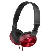 Наушники SONY MDR-ZX310 Red (MDRZX310RQ.AE)