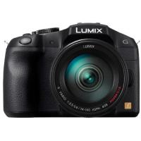 Цифровой фотоаппарат PANASONIC DMC-G6 14-140mm Kit Black (DMC-G6HEE-K)