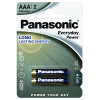 Батарейка PANASONIC LR03 Everyday Power * 2 (LR03REE/2BR)