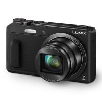 Цифровой фотоаппарат PANASONIC LUMIX DMC-TZ57 Black (DMC-TZ57EE-K)