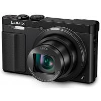 Цифровой фотоаппарат PANASONIC LUMIX DMC-TZ70 Black (DMC-TZ70EE-K)