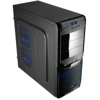 Корпус AeroCool PGS V3 X Advance (Evil Blue) (4713105954906)