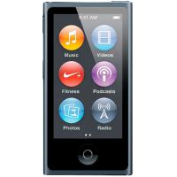 mp3 плеер Apple iPod nano 16GB Space Gray (MKN52QB/A)