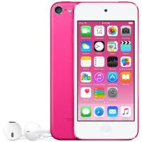 mp3 плеер Apple iPod Touch 16GB Pink (MKGX2RP/A)