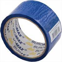 Скотч BUROMAX Packing tape 48мм x 35м х 43мкм, blue (BM.7007-02)