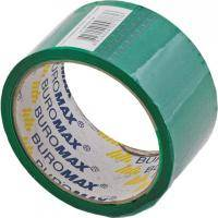 Скотч BUROMAX Packing tape 48мм x 35м х 43мкм, green (BM.7007-04)