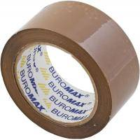Скотч BUROMAX Packing tape 48мм x 45м х 45мкм, brown (BM.7011-01)