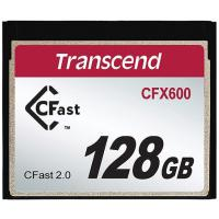 Карта памяти Transcend 128GB Compact Flash 600x (TS128GCFX600)