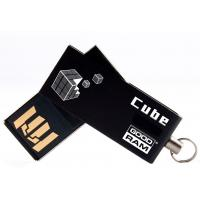 USB флеш накопитель GOODRAM 4GB Cube Black USB 2.0 (PD4GH2GRCUKR9)