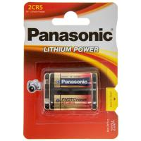 Батарейка PANASONIC 2CR5 * 1 LITHIUM (2CR-5L/1BP)