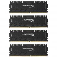 Модуль памяти для компьютера DDR4 16GB (4x4GB) 3000 MHz HyperX Predator Lifetime Kingston (HX430C15PB3K4/16)
