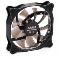 Кулер для корпуса Sama Single RGB fan with 6PIN