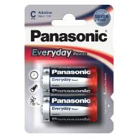 Батарейка PANASONIC C LR14 Everyday Power * 2 (LR14REE/2BR)