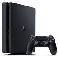 Игровая консоль SONY PlayStation 4 Slim 500Gb Black (CUH-2008)