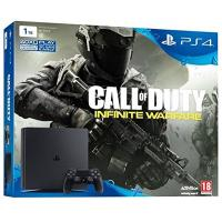 Игровая консоль SONY PlayStation 4 1TB + Call OfDuty Infinite Warfare (234473)