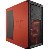 Корпус CORSAIR Graphite Series 230T Orange (CC-9011038-WW)