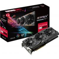 Видеокарта ASUS Radeon RX 580 8192Mb ROG STRIX GAMING TOP (ROG-STRIX-RX580-T8G-GAMING)