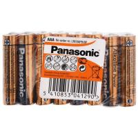 Батарейка PANASONIC AAA LR03 Alkaline Power (Shrink) * 8 (LR03REB/8P)