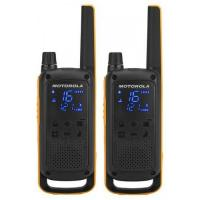 Портативная рация Motorola TALKABOUT T82 Extreme RSM TWIN Yellow Black (5031753007195)