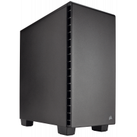 Корпус CORSAIR Carbide Series Clear 400q Black (CC-9011100-WW)