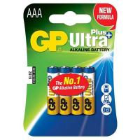 Батарейка GP AAA LR03 Ultra Plus Alcaline * 4 (GP24AUP-2UE4)
