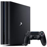 Игровая консоль SONY PlayStation 4 Pro 1TB black (CUH-7108B)