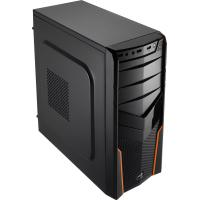 Корпус AeroCool PGS V2 X (Orange) (ACCX-PV02051.E1)