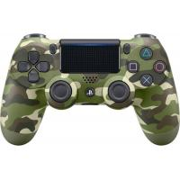 Геймпад SONY PS4 Dualshock 4 V2 Green Cammo